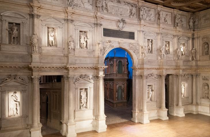 Palladio, Vicenza, Teatro Olimpico_2