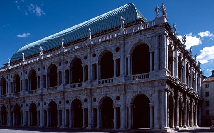 Palladio, Vicenza, Palazzo della Ragione, 'La Basilika'