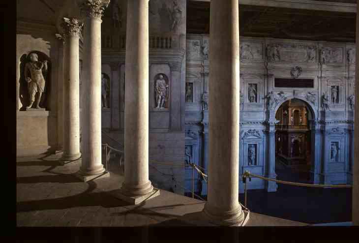 Palladio, Vicenza, Teatro Olimpico