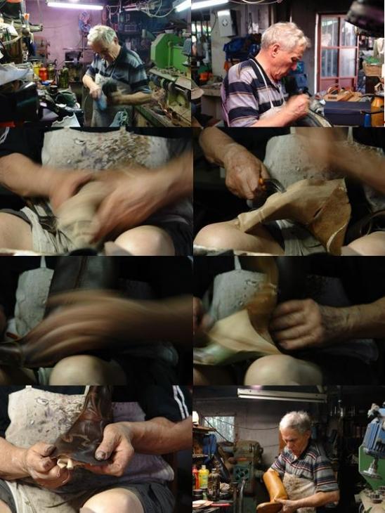 Alfredo's hands