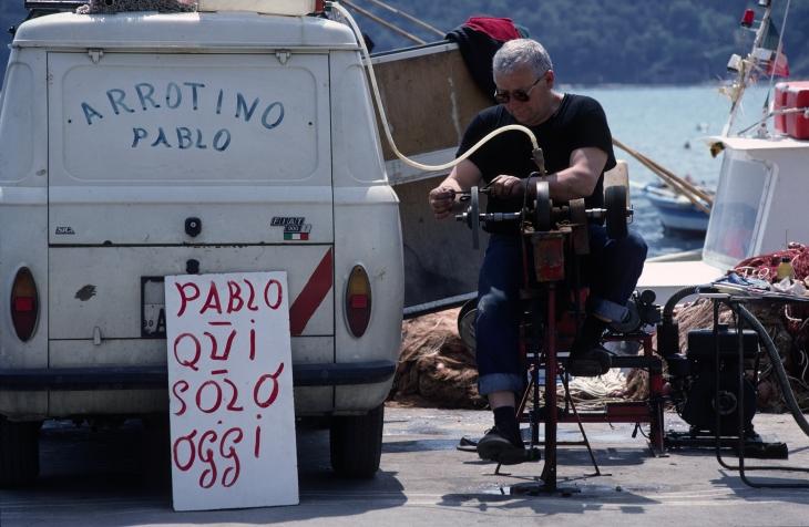 Elba, Porto Azurro